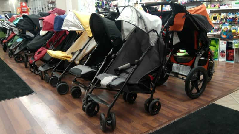 photo Macklem's Baby Carriage & Toys