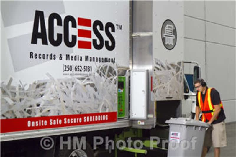 photo Access Records & Media Management