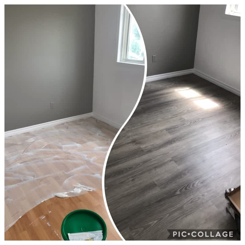 photo Canadian GTA Flooring