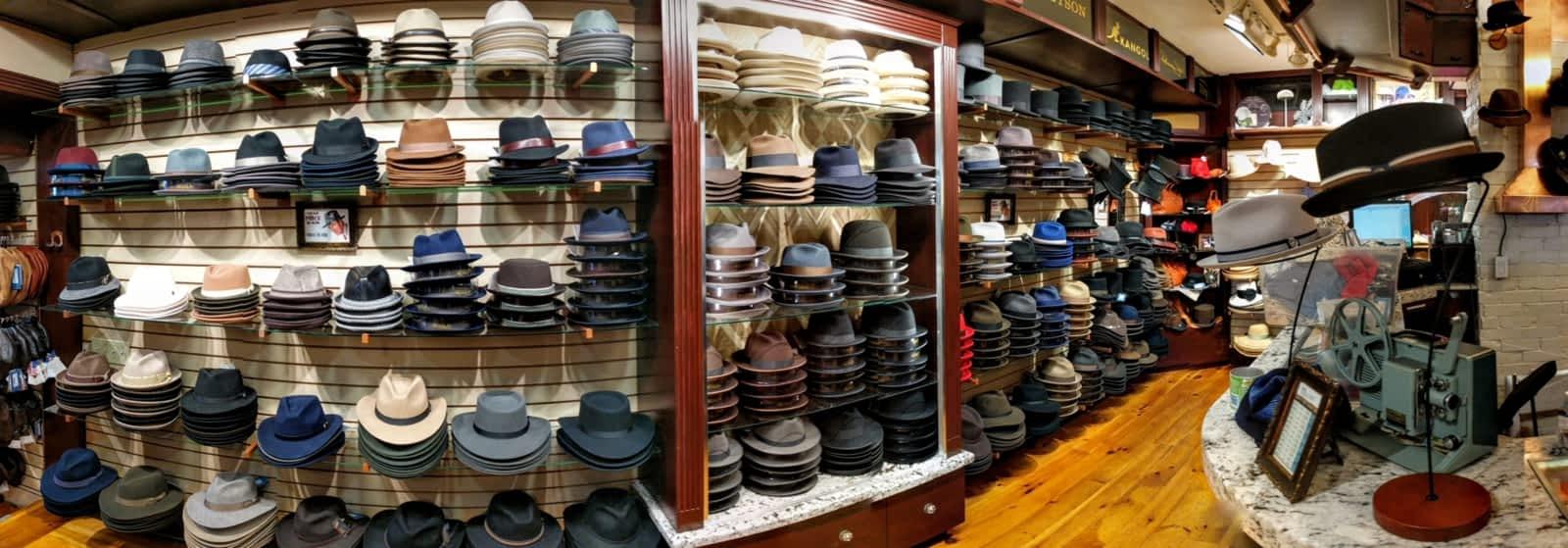 BeauChapeau Hat Shop - Opening Hours - 42 Queen St 2b41c1e5f4e7