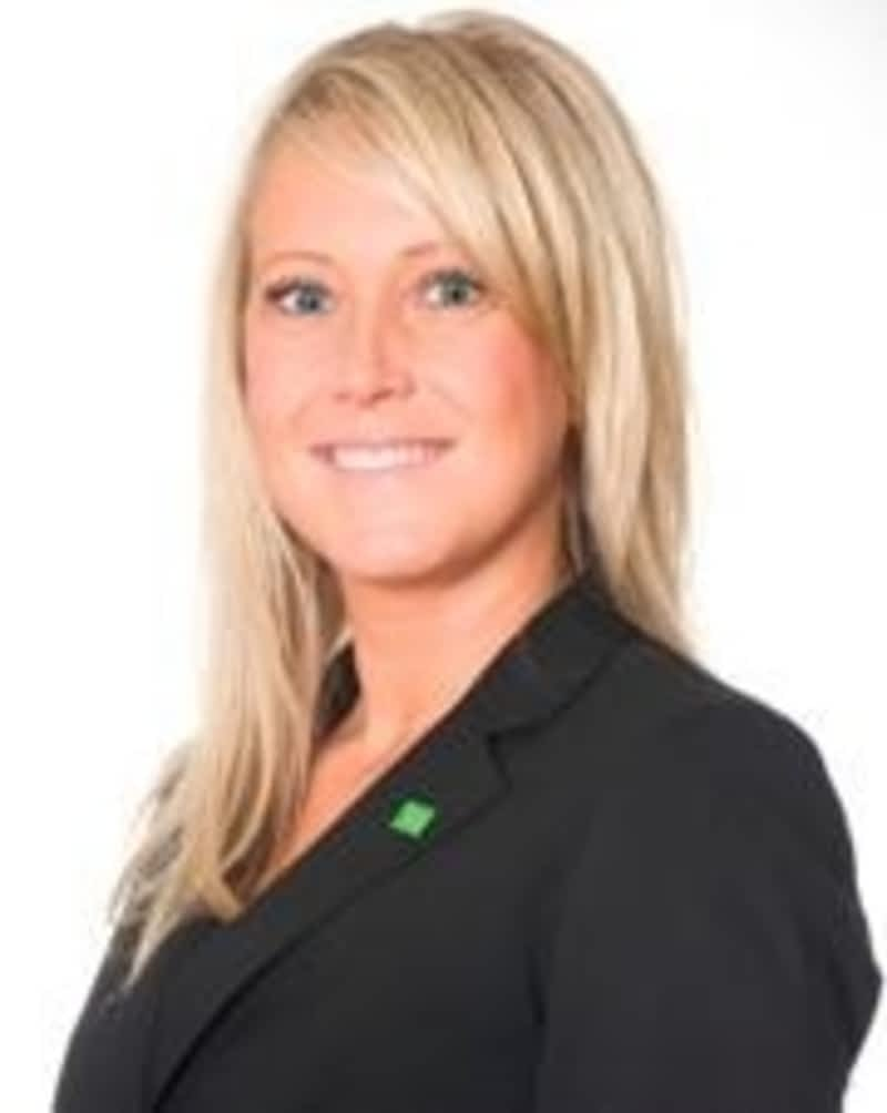 photo Whitney Hartshorn - TD Financial Planner
