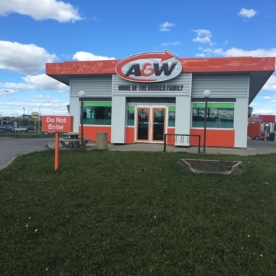 A&W - Burger Restaurants