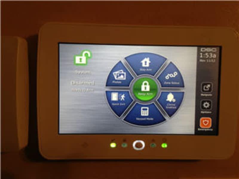 Home Security Camera Systems Edmonton