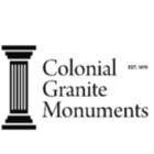 Colonial Granite Inc - Monuments et pierres tombales