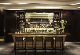 Hotel bars for dressed-up drinks in Vancouver