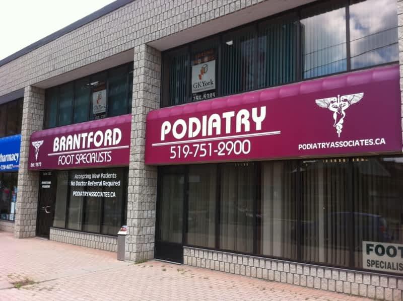 brantford podiatry associates brantford on 122 217