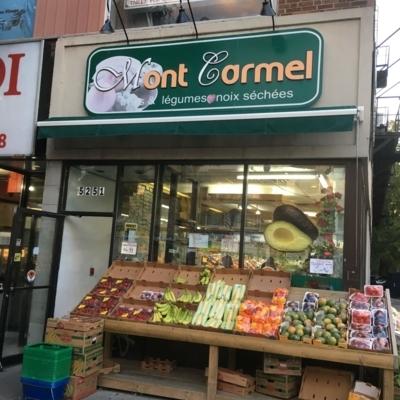 Fruiterie Mont-Carmel - Fruit & Vegetable Stores - 514-488-8152