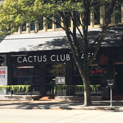 Cactus Club Cafe - American Restaurants - 604-687-3278