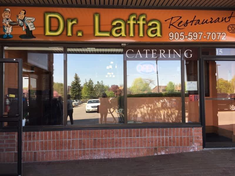 photo Dr Laffa