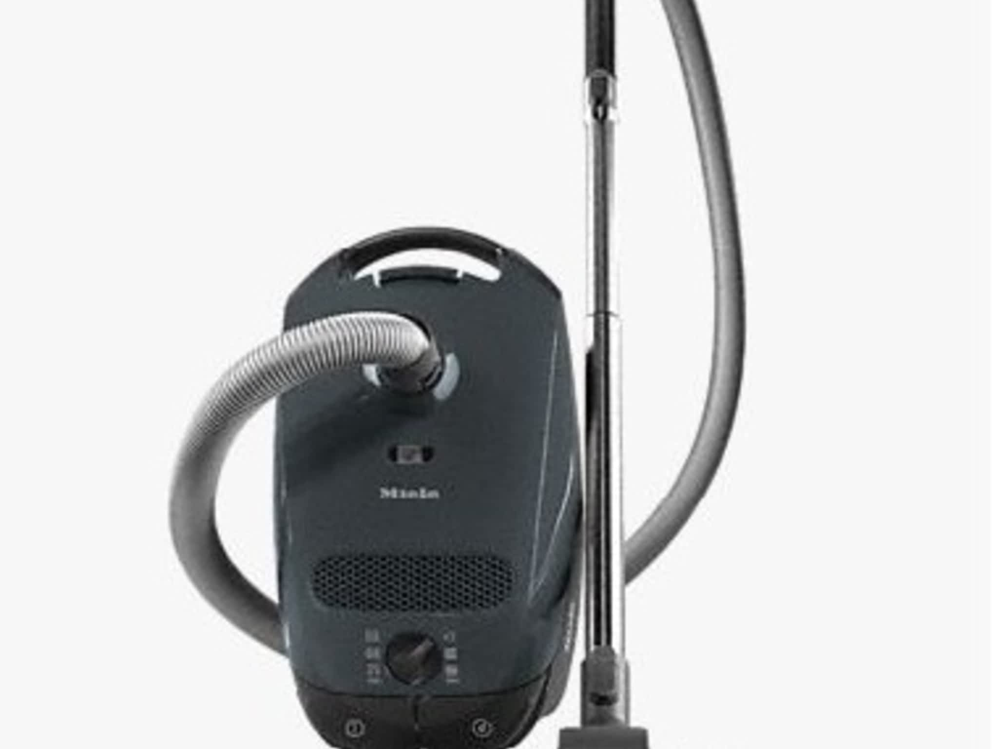 photo Columbia Vacuums
