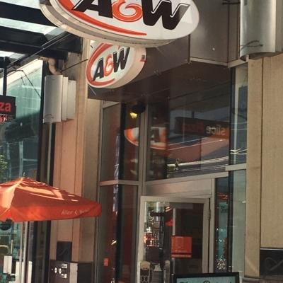 A&W - American Restaurants - 604-569-2479