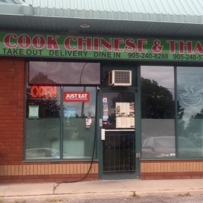 Cooks Chinese & Thai - Asian Restaurants