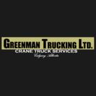 Greenman Trucking Ltd. - Service et location de grues