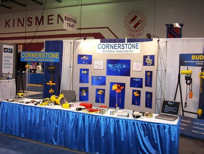 photo Cornerstone Material Handling Inc
