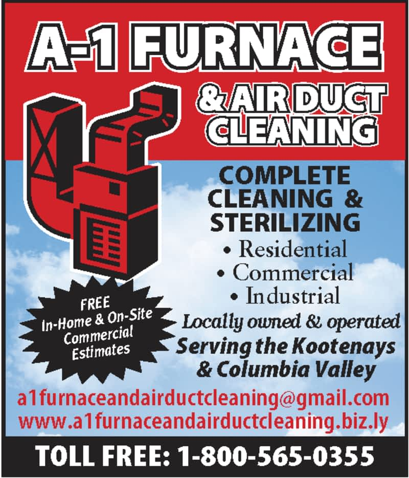 A 1 Furnace amp Air Duct Cleaning Canpages