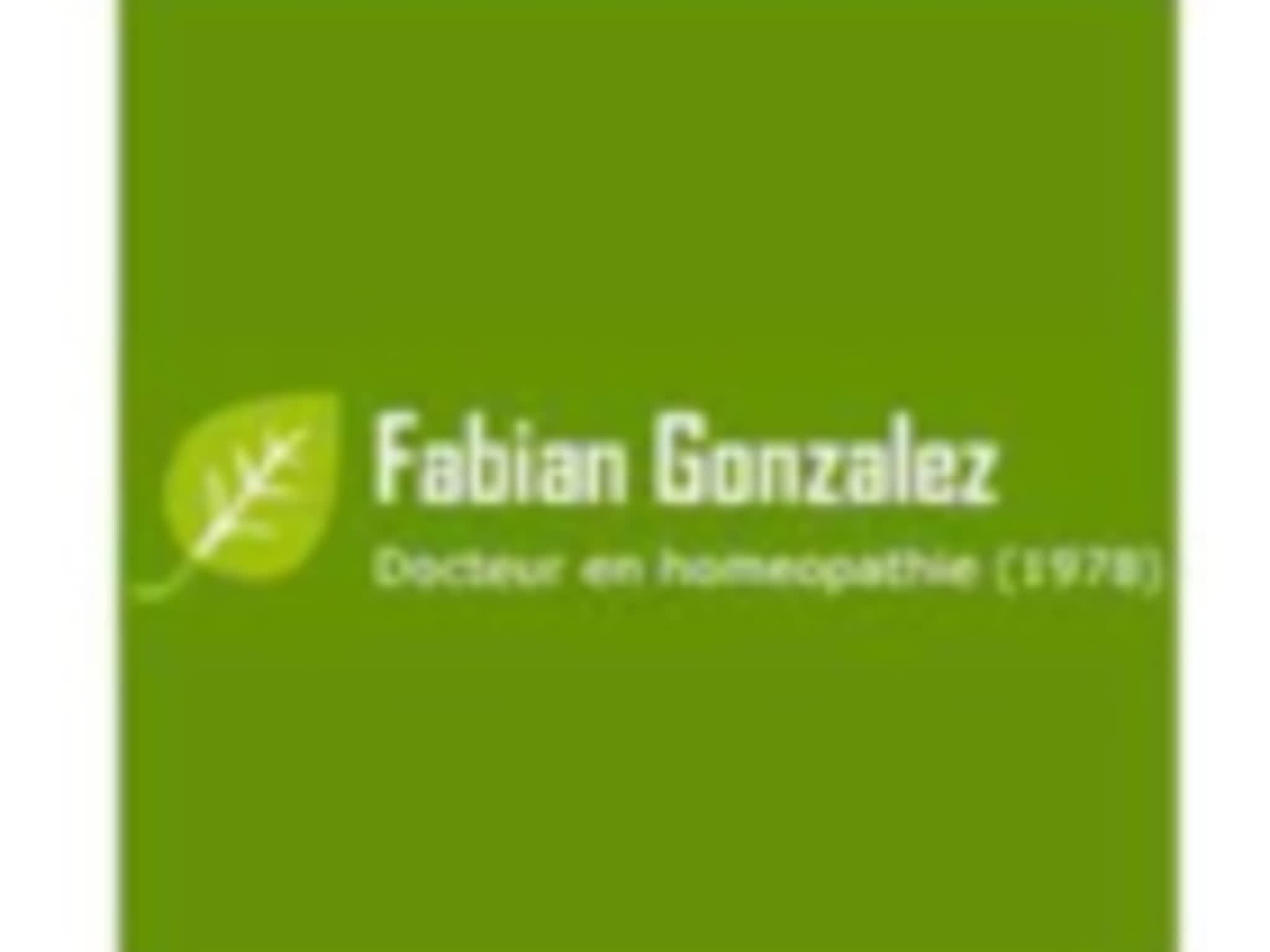 photo Clinique d'Homéopathie Fabian Gonzalez