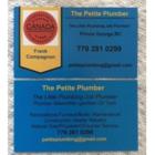 The Petite Plumber - Plumbers & Plumbing Contractors