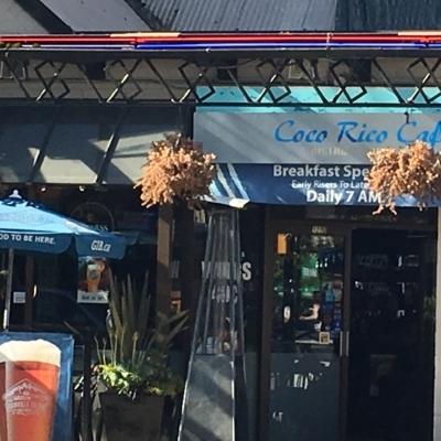 Coco Rico Cafe - Coffee Shops