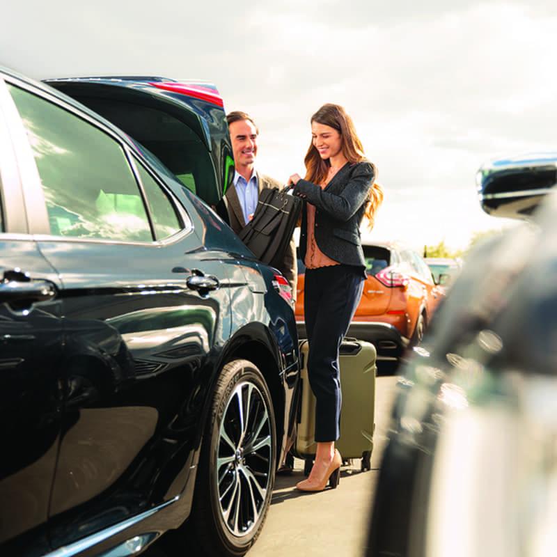 Rent Cheque Vancouver: Enterprise Rent-A-Car