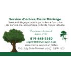 Service D'arbres Pierre Thivierge - Service d'entretien d'arbres - 819-448-3580