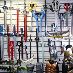 Medieval Depot - Swords & Knives - Opening Hours - 30-2455