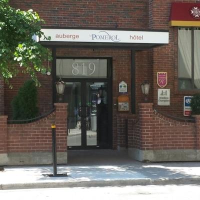 Auberge Le Pomerol Inc - Hôtels - 514-526-5511