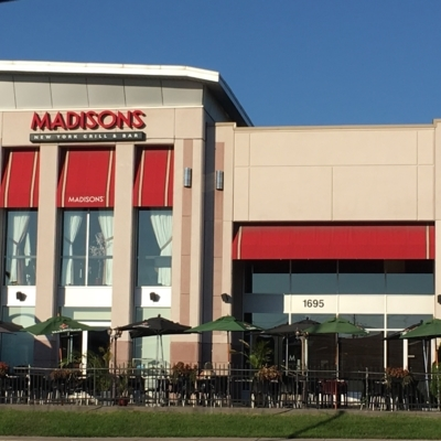 Madisons NYC Grill & Bar - Restaurants - 450-973-4445