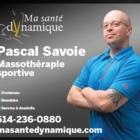 Pascal Savoie Massothérapeute Sportif - Registered Massage Therapists