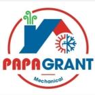 Papa Grant Mechanical Inc - Plombiers et entrepreneurs en plomberie - 403-992-6324