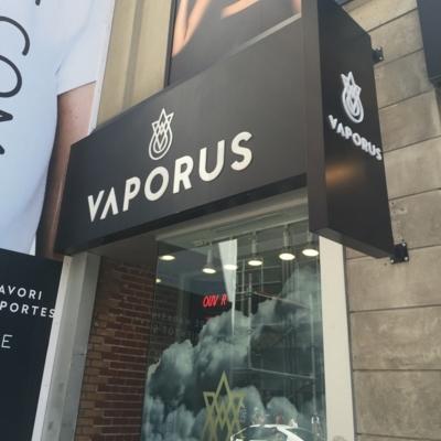 Les Magasins Vaporus - Electronics Stores