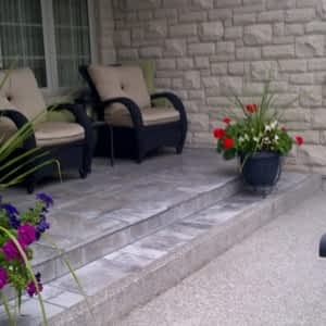 Holtze Pebblestone Patios U0026 Driveways Inc   Opening Hours   9 Hawkswood Dr,  Kitchener, ON