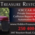 Hidden Treasure Restorations(Courtenay) Ltd. - Réparation de carrosserie et peinture automobile - 250-400-0222
