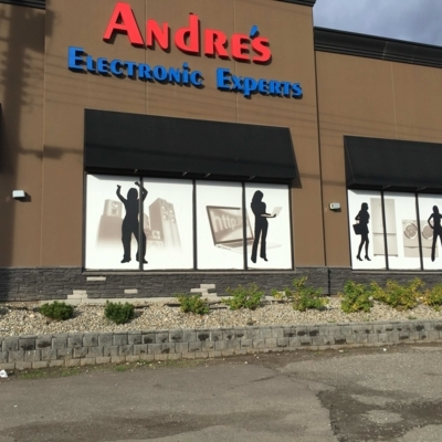 Andre's Electronic Experts - Phone Companies - 250-398-8522