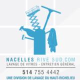 Nacelles Rive Sud LHR - Service et location de grues