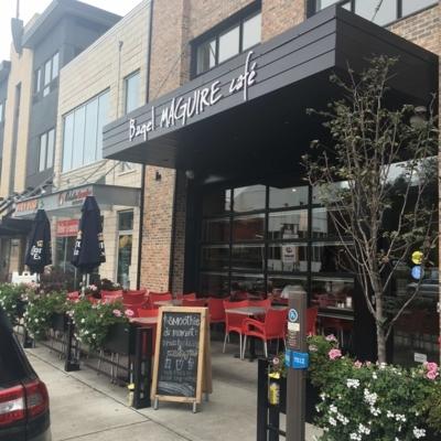 Bagel Maguire Café - American Restaurants