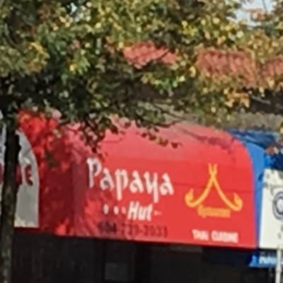 Papaya Hut Restaurant - Asian Restaurants - 604-739-2033