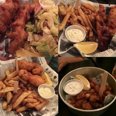 Restaurant Brit & Chips - Fish & Chips