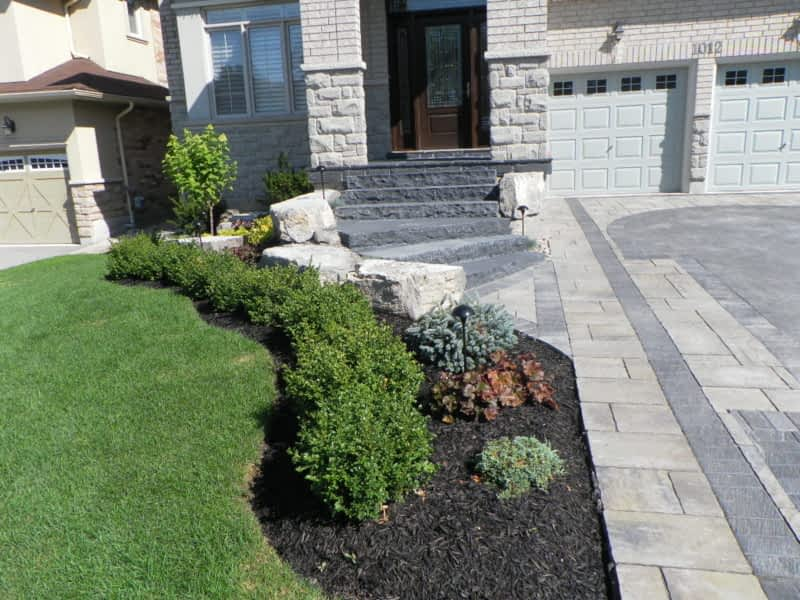 Carmichael landscape design ltd newmarket on 5 620 for Create landscaping ltd