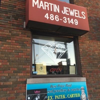 Martin Jewels - Jewellers & Jewellery Stores - 416-486-3149