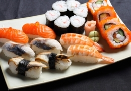 Come hungry: All-you-can-eat sushi in Edmonton