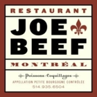Joe Beef Restaurant - Restaurants