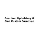 Geurtsen Upholstery & Fine Custom Furniture - Custom Furniture Designers & Builders
