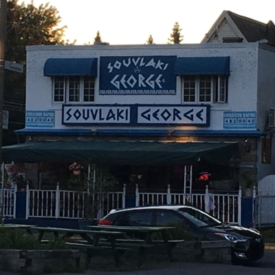 Souvlaki Georges - Greek Restaurants - 514-481-1642