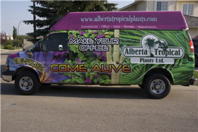 Alberta Tropical Plants Ltd Calgary Ab 215 Hampshire