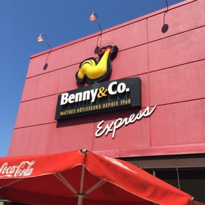 Benny & Co - Restaurants - 514-334-3333