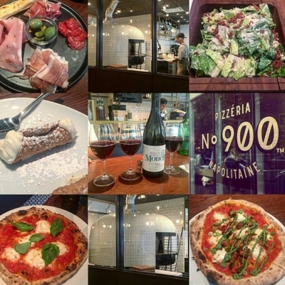 Pizzeria No. 900 - Restaurants italiens