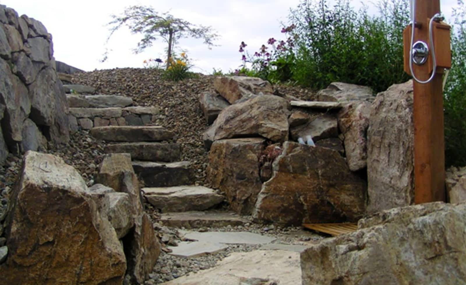 0ef4e69104fc Rattlesnake Rock - Custom Rock Retaining Walls - Opening Hours - Kelowna
