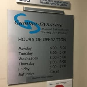 Gamma-Dynacare - 111 Main St W, North Bay, ON
