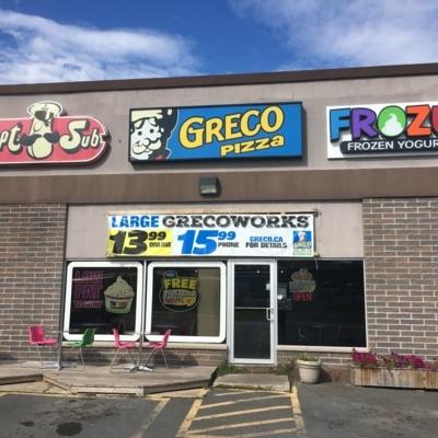 Greco Pizza - Pizza et pizzérias