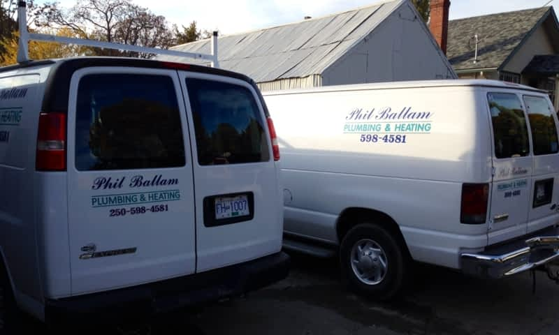 photo Ballam Phil Plumbing & Heating Co Ltd